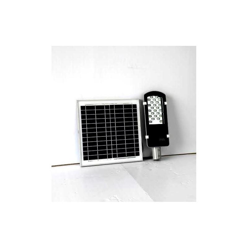 L Mparas Luminarias Solares Led 12w Con Panel Solar Exteriores Y Jard N 12 Watts 1200 L Menes