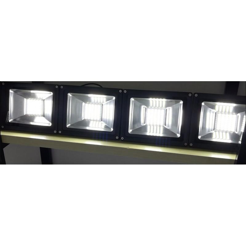 Luminaria led solares 15w con panel solar exteriores y - Leds exterior para jardin ...