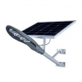 Luminarias Led Solares COB Bridgelux 30W Alumbrado Exteriores y Jardin