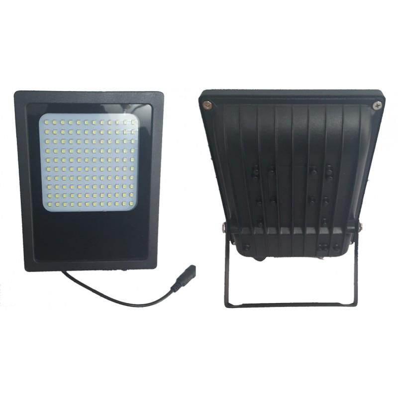 Luminaria led solar sin sensor de movimiento 120 leds y for Luminarias de exterior led