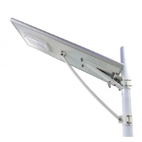 Luminarias Led Solares 80W Serie AIO Panel Solar Integrado Alumbrado Público All In One