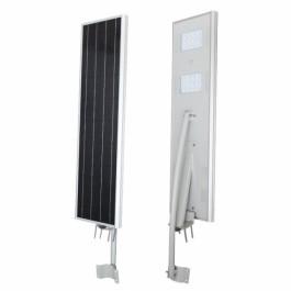 Luminarias Led Solares 30W Serie AIO Panel Solar Integrado Alumbrado Público All In One