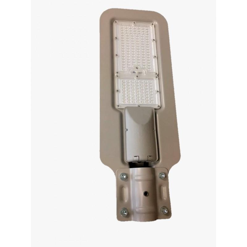 Luminaria led solar 80w de potencia para exterior y jardin for Luminarias de exterior led